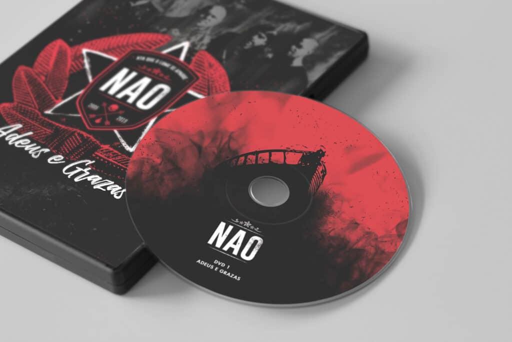 DVD NAO
